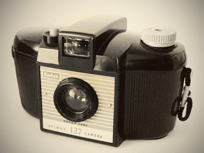 Kodak Brownie by Parkwin Photography